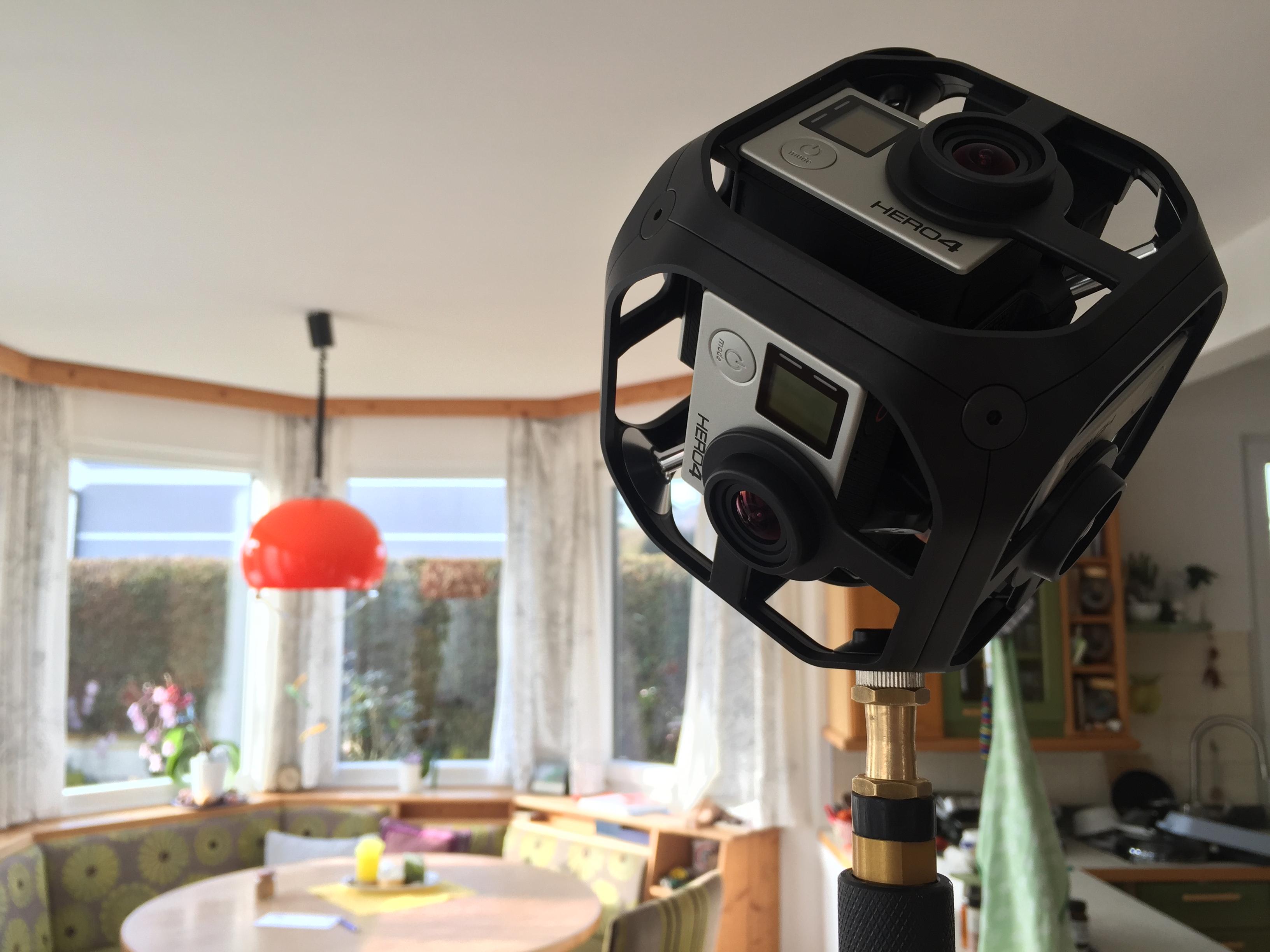 GoPro Omni™ Rig 360 Grad