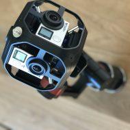 360 Cam Gimbal GoPro Omni