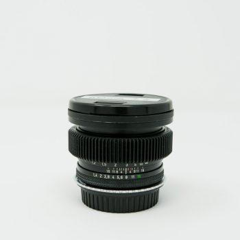 Zeiss Contax 50mm MMJ 1.4 verleih