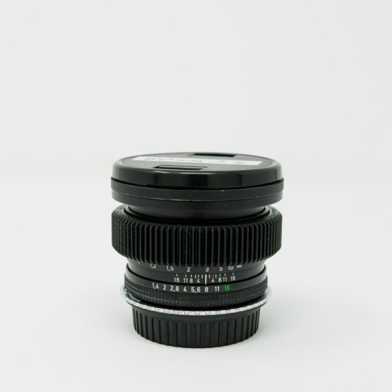 Zeiss Contax 50mm MMJ 1.4 verleih