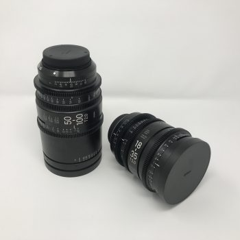 Verleih Sigma High Speed Zooms 2.0 EF-Mount